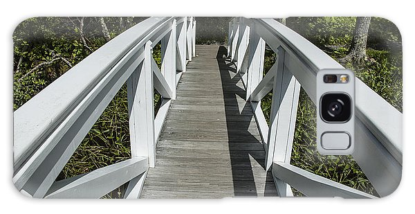 Bridge To Woods Galaxy Case