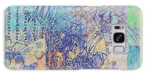 Bridges Galaxy Case by Gabrielle Schertz