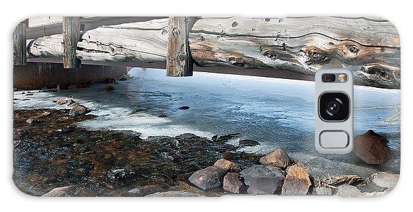 Bridges Galaxy Case by Minnie Lippiatt
