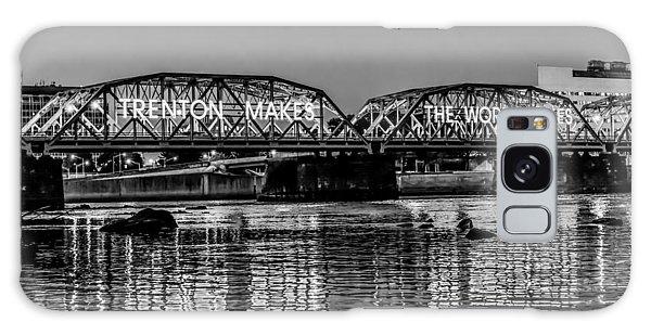 Trenton Makes Bridge Galaxy Case