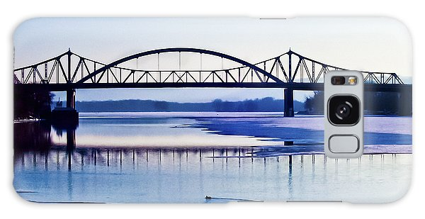 Bridges Over The Mississippi Galaxy Case