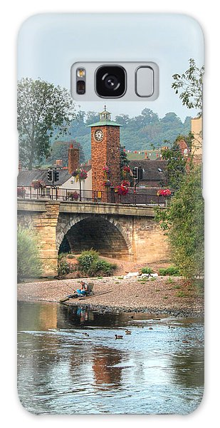 Bridgnorth Low Town  Galaxy Case