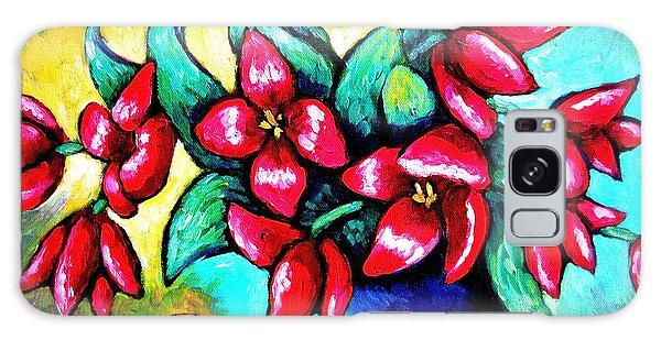 Bright Tulips Galaxy Case