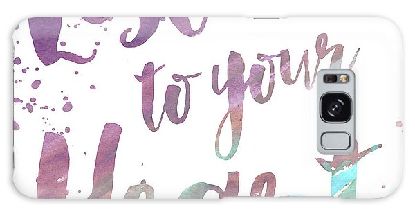 Thought Galaxy Case - Bright Wise Thoughts I by Elizabeth Medley