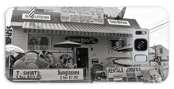 Brighton Beach Surf Shop Galaxy Case