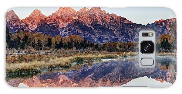 Teton Range Galaxy Case - Brilliant Cathedral by Mark Kiver