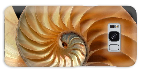 Brilliant Nautilus Galaxy Case