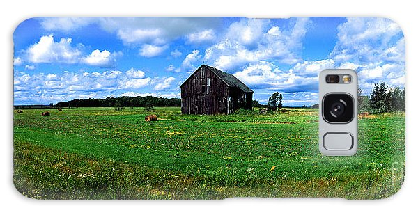 Brimley Farm Near  Sault Ste Marie Michigan  Galaxy Case