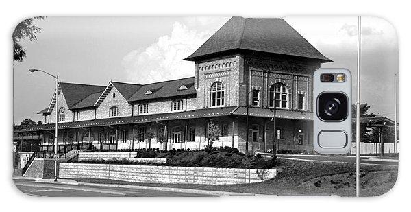 Bristol Train Station Bw Galaxy Case