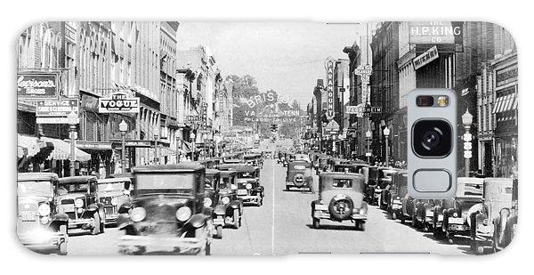 Bristol Virginia Tennessee State Street 1931 Galaxy Case
