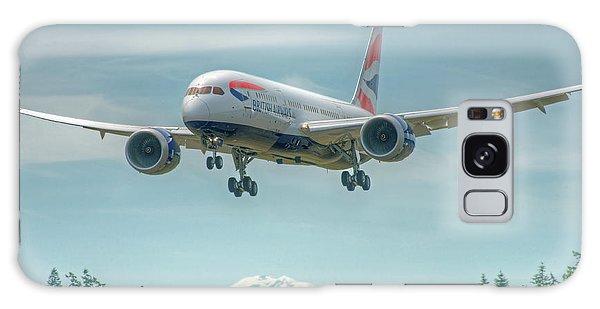 British Airways 787 Galaxy Case by Jeff Cook