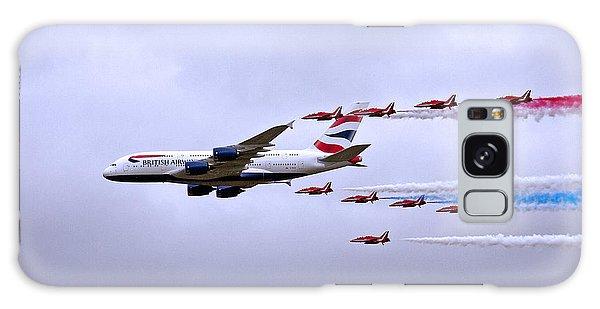 British Airways A380-841 Galaxy Case