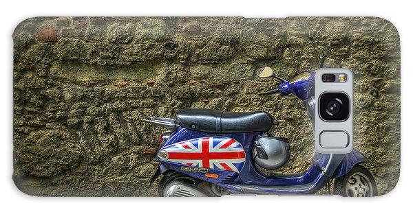 England Galaxy Case - British At Heart by Evelina Kremsdorf