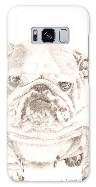 British Bulldog Winnie Galaxy Case