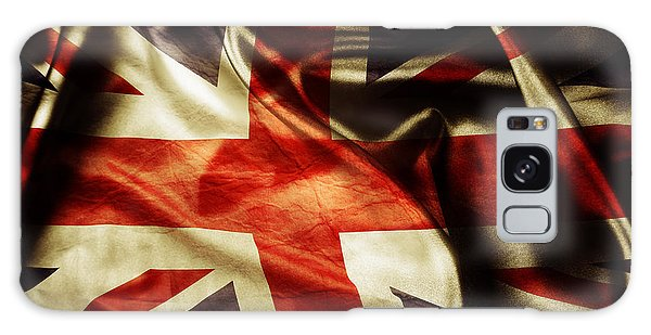 British Flag  Galaxy Case