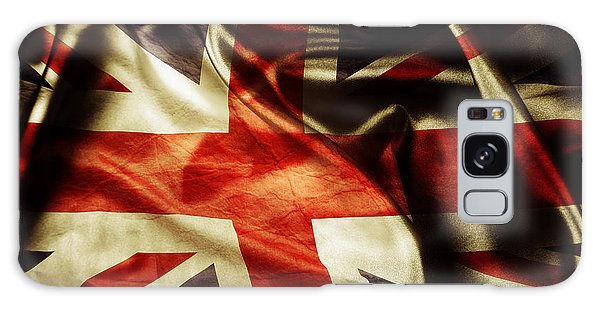 British Flag 1 Galaxy Case