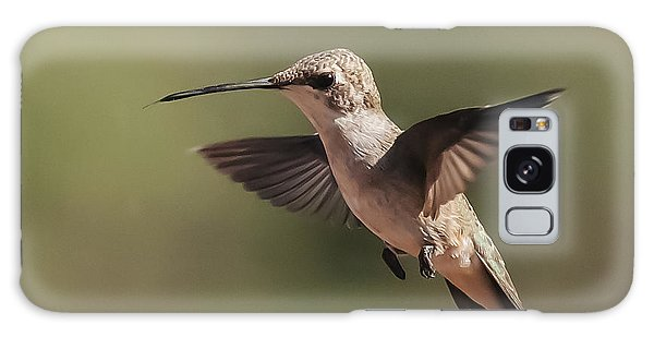 Broad-tailed Hummingbird 1 Galaxy Case