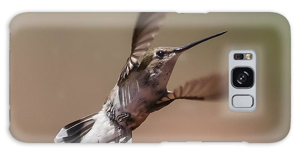 Broad-tailed Hummingbird 2 Galaxy Case