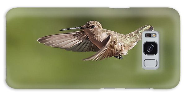 Broad-tailed Hummingbird 3 Galaxy Case