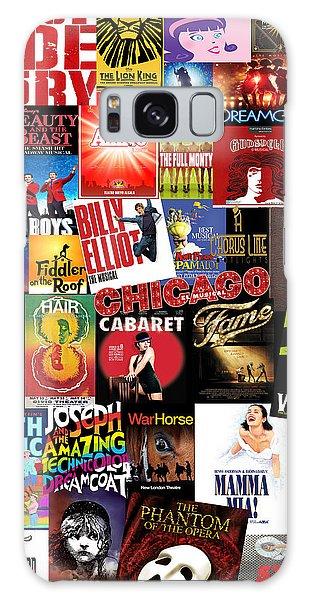 Broadway 4 Galaxy Case
