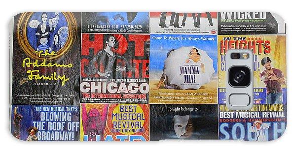 Broadway's Favorites Galaxy Case