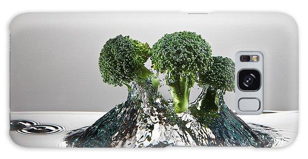 Broccoli Freshsplash Galaxy Case