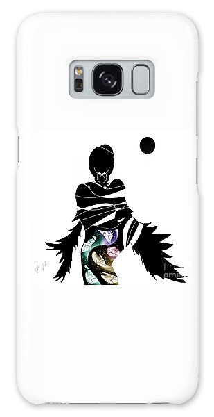 Broken Wings Galaxy Case
