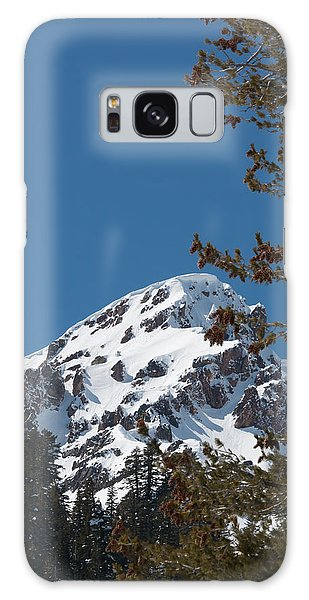 Brokeoff Mtn. In Spring Galaxy Case