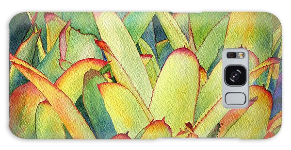 Bromeliads I Galaxy Case