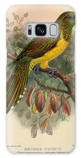 Cuckoo Galaxy Case - Bronze Cuckoo by Dreyer Wildlife Print Collections