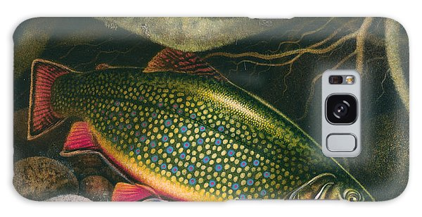 Brook Trout Lair Galaxy Case