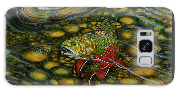 Brook Trout Galaxy Case