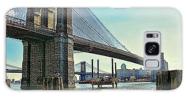 Brooklyn Bridge Galaxy Case