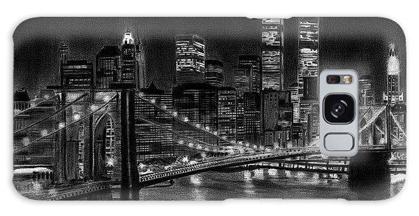 Brooklyn Bridge New York Galaxy Case