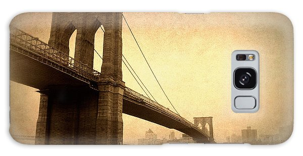 Brooklyn Bridge Nostalgia II Galaxy Case