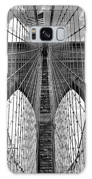 Brooklyn Bridge New York City Galaxy Case