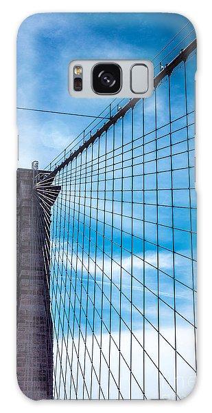 Brooklyn Bridge Suspense Galaxy Case