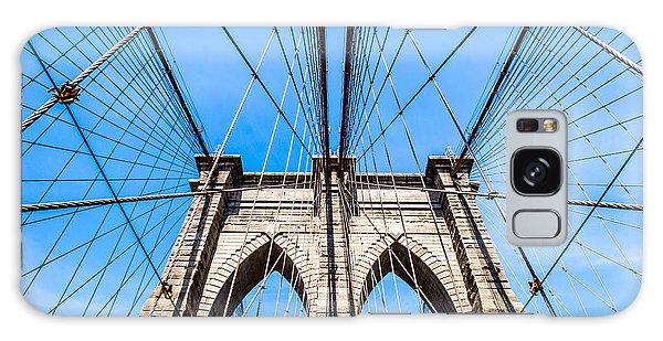 Brooklyn Bridge Suspension Galaxy Case