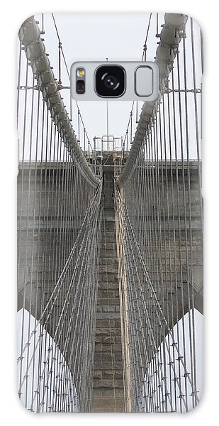 Brooklyn Bridge Wires Galaxy Case