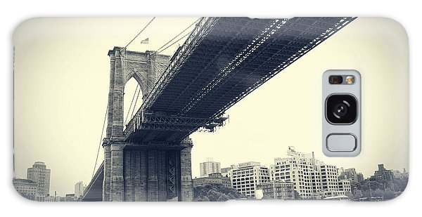 Brooklyn Bridge1 Galaxy Case