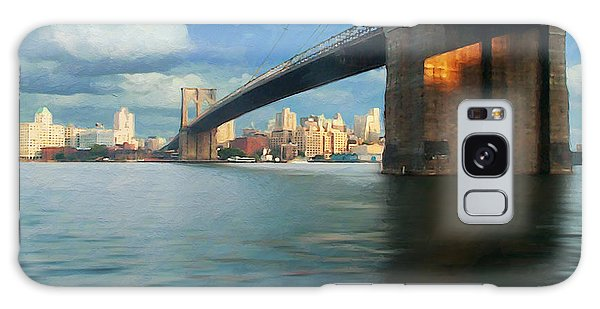 Brooklyn Galaxy Case by David Klaboe