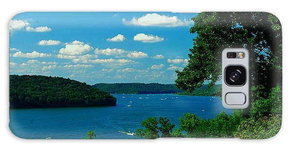 Brookville Lake Galaxy Case by Gary Wonning
