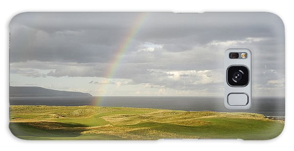 Brora Golf Course Rainbow Galaxy Case