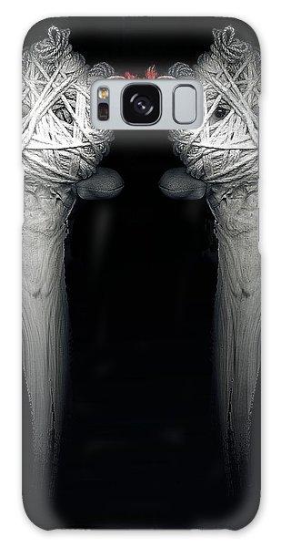 Voodoo Galaxy Case - Brothers by Johan Lilja
