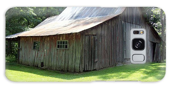 Brown Co. Barn Beauty Galaxy Case