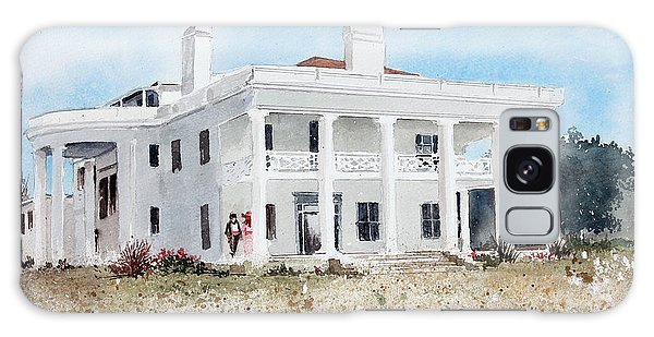 Brown Mansion Galaxy Case