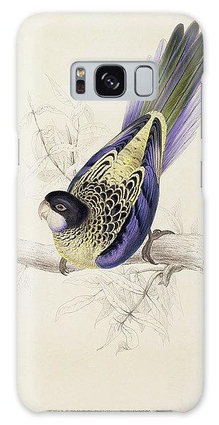 Browns Parakeet Galaxy Case