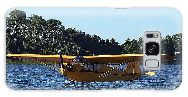 Brown's Piper Cub 005  Galaxy Case