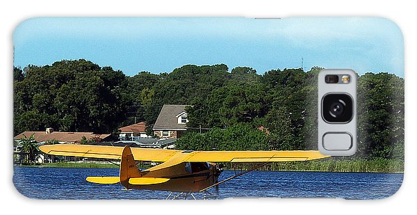Brown's Piper Cub Galaxy Case