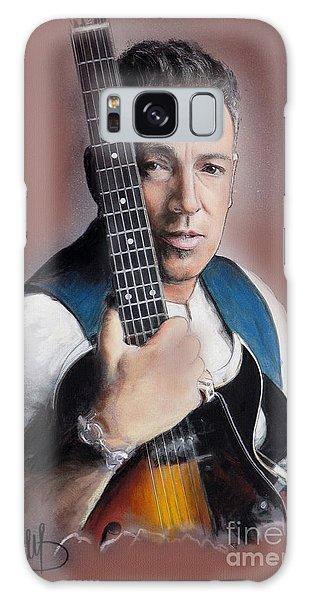 Bruce Springsteen Galaxy Case by Melanie D